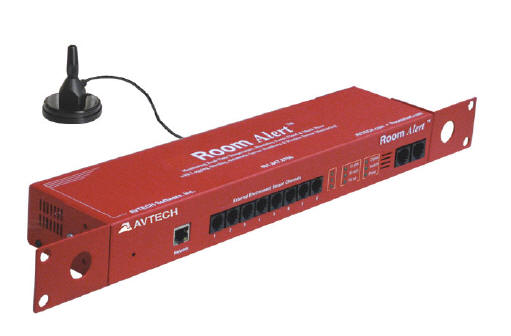 AVTECH Room Alert 32W via Sellcom.com